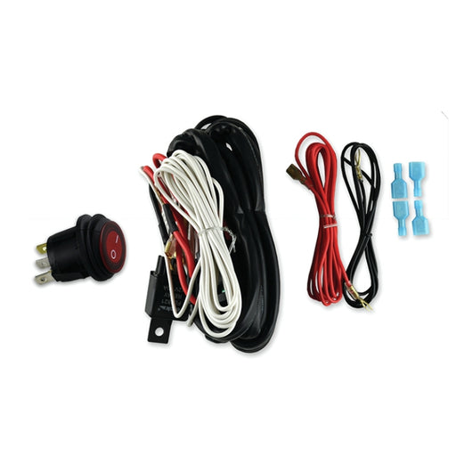 Pipemans NL-LBKT-10 LED Light Bar Wiring Kit w/ Switch Fuse and Relay