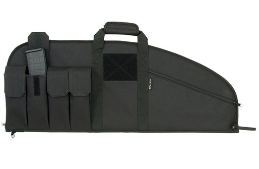 Allen 10642 Black Combat Tactical Rifle Case 37in