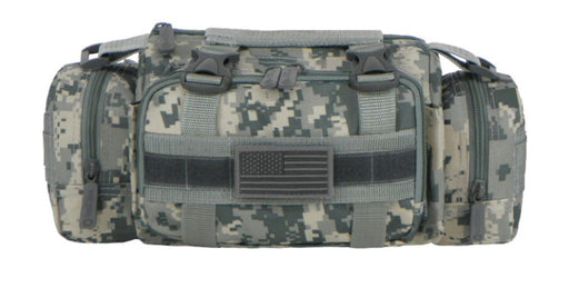 RTC506-ACU Convertible Tactical Duffel Bag- ACU Digital Camo