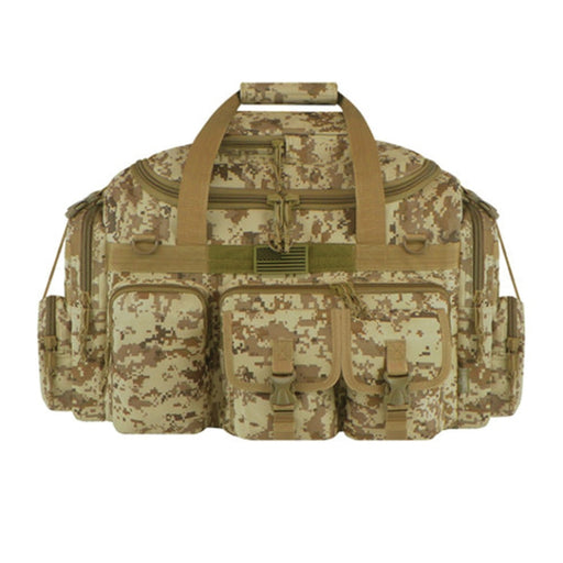 Tactical Multi-Pocket 22in Duffel TanACU