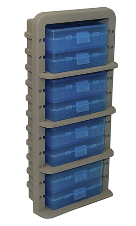 Casegard AR9M Ammo Rack With 8 P50-9M Ammo Boxes