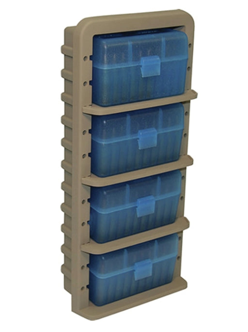 Casegard ARRS Ammo Rack With 4 Boxes