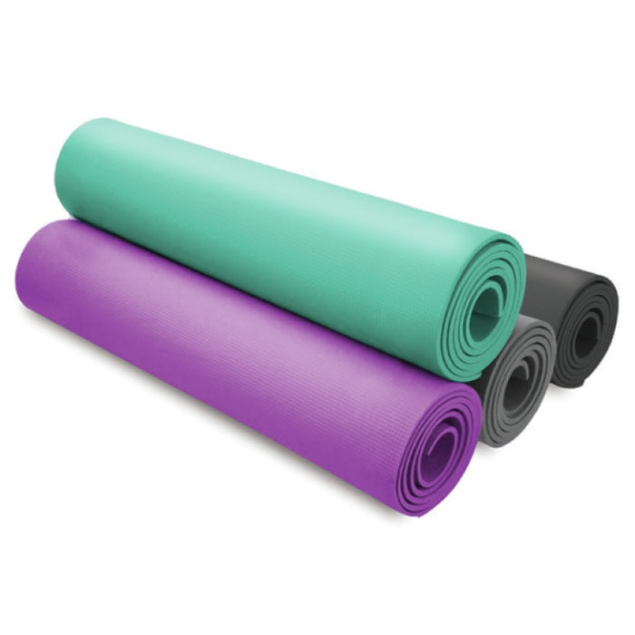 Aduro S-YME4-04 Yoga & Exercise Mat 4mm Thick Purple