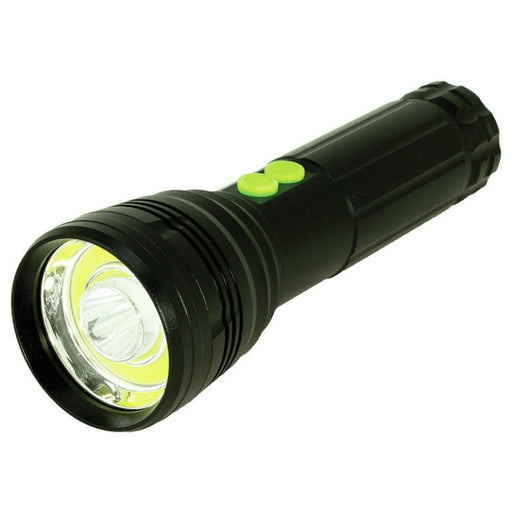 Promier P-CBBM-8/32 Dual Beam COB LED Flashlight