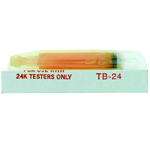 Gold Testing Gel For GXL24 Pro-Pink Color