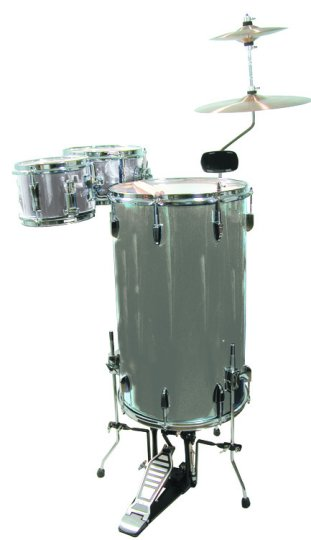GP Percussion Cocktail Drum Set