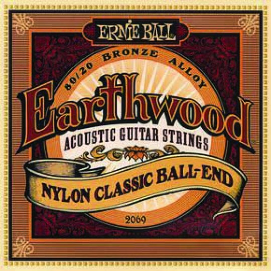 Ernie Ball Classical Guitar Strings