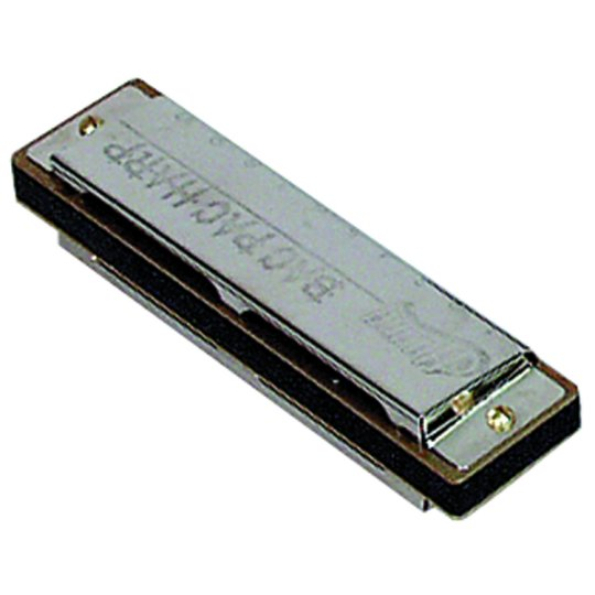 Huang Silvertone Deluxe Harmonica - Key of D