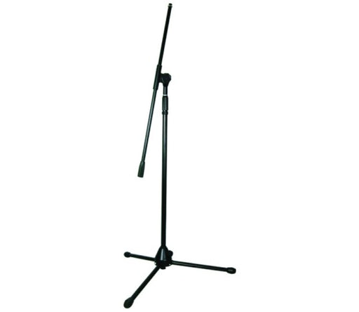 Kona Heavy Duty Boom Arm Mic Stand with Tripod Base