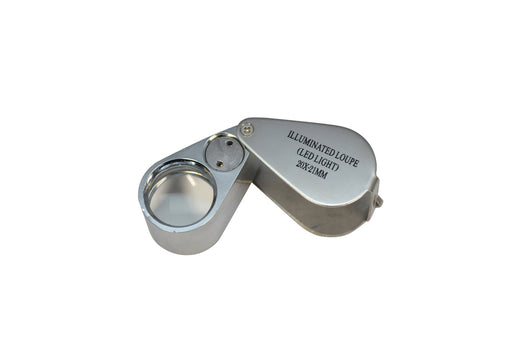 29608 20x 21mm Lighted loupe
