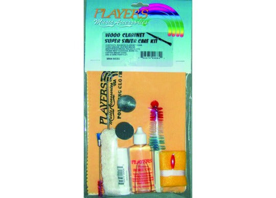 Wood Clarinet Super Saver Care Kit
