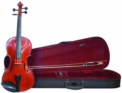 Merano Traditional Half Size Violin with Case