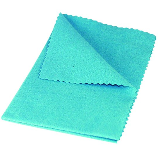 Polishing Cloth With Tarnish Remover