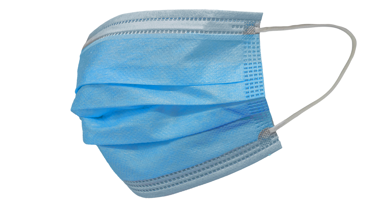 TRHY-009 HP 3 Ply Surgical Masks ( 50 pcs min)