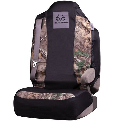 Pleasant Rsc4510 Realtree Universal Seat Cover Sold Each Alphanode Cool Chair Designs And Ideas Alphanodeonline