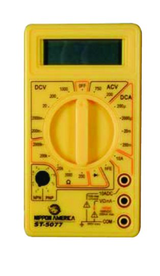 Digital AC/DC Multimeter