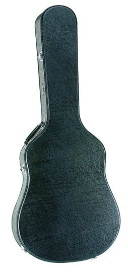 Kona Tolex Thin Body Acoustic Guitar Case