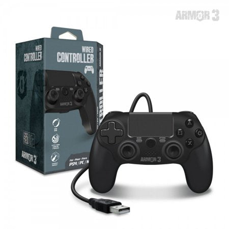 M07341 Wired Game Controller PS4/PC/Mac Armor3