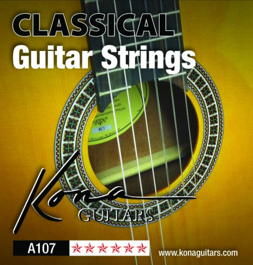 Kona Classical Strings
