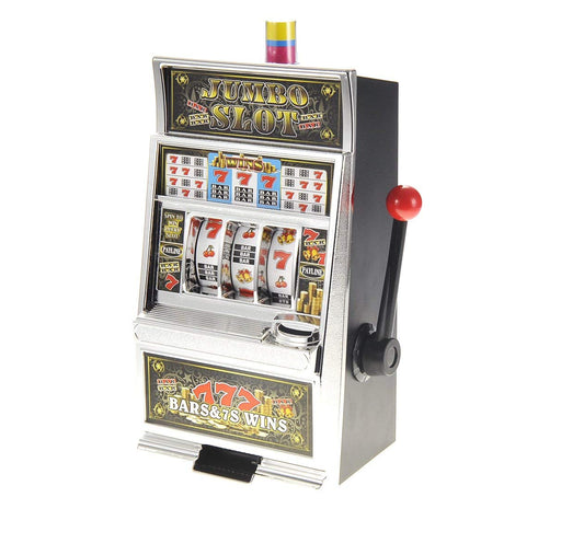 MPT777 Jumbo Slot Machine Bank