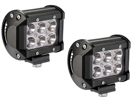 "NL-LB303-18W Pipedream 3"" Cree LED 18W Waterproof Spot Light - Flood Light For SUV ATV Truck Boat"