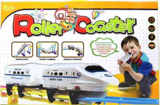 M&M RC67  High Speed Bullet Train Toy Set