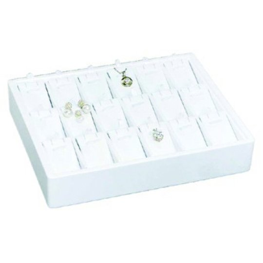 Stackable 18 Pendant/Earring Tray