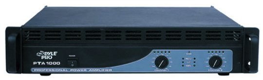 Pyle Pro 1000 Watt Professional Power Amplifier