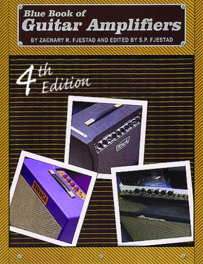 4th Edition Blue Book Of Amplifiers