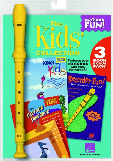 Hal Leonard The Kids Collection Recorder Pack