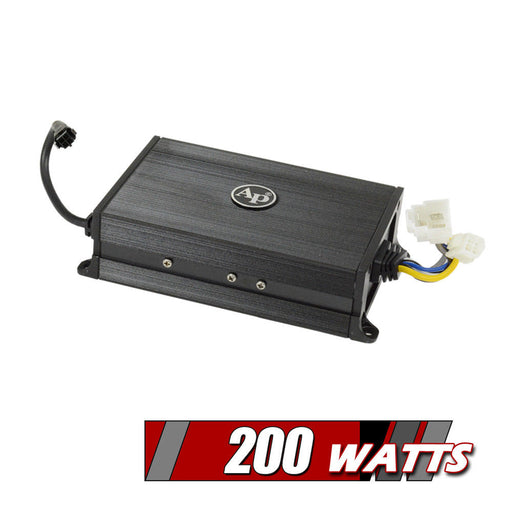 APMO5200WR Apipe 2 Channel 100WX2 Mini Amp