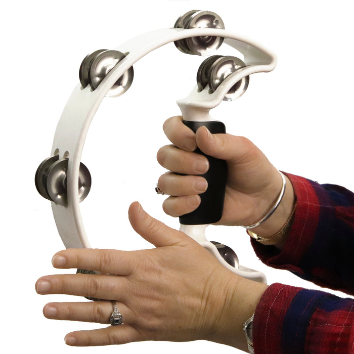 ATB005 GP Percussion Single Ring Tambourine