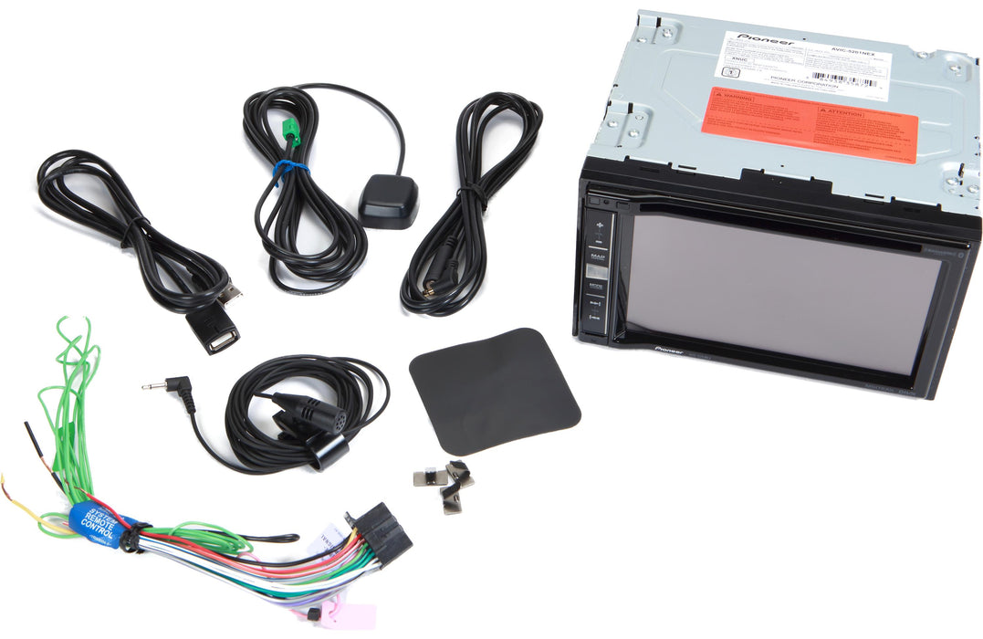 AVIC-5201NEX Pioneer 6.2 NAV Carplay BT Rreceiver
