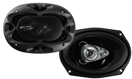 B693 Boss Elite 6in x 9in 3-Way 400W Full Range Speaker