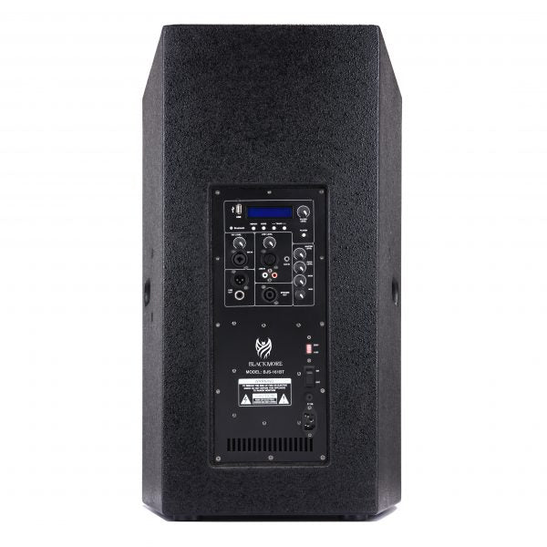 BJS-161BT Blackmore 15in Active Pro PA 3500W Max Bluetooth Speaker