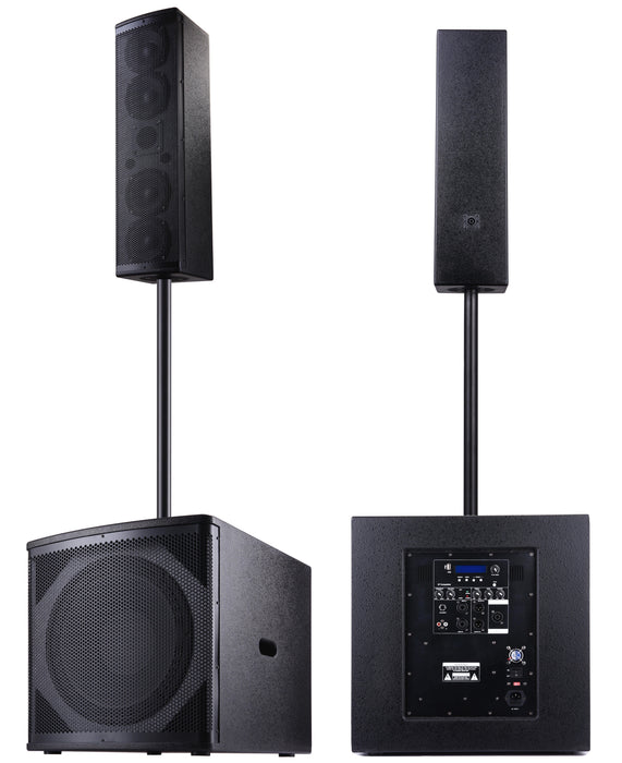 BJW-2121PBT  Blackmore Pro Single Array PA System 15 inch Subwoofer