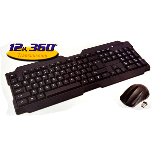 BLIBMKM700 Wireless PC Keyboard and Mouse Combo Set