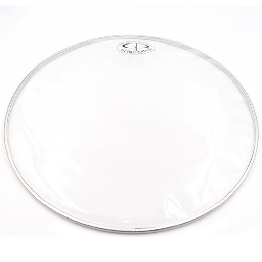 "DHC16T1 GP Percussion 16"" Clear Replacement Drum Head"