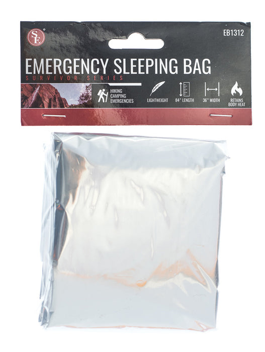 EB1312 Emergency Sleeping Bag 12mm Thick 83x36in