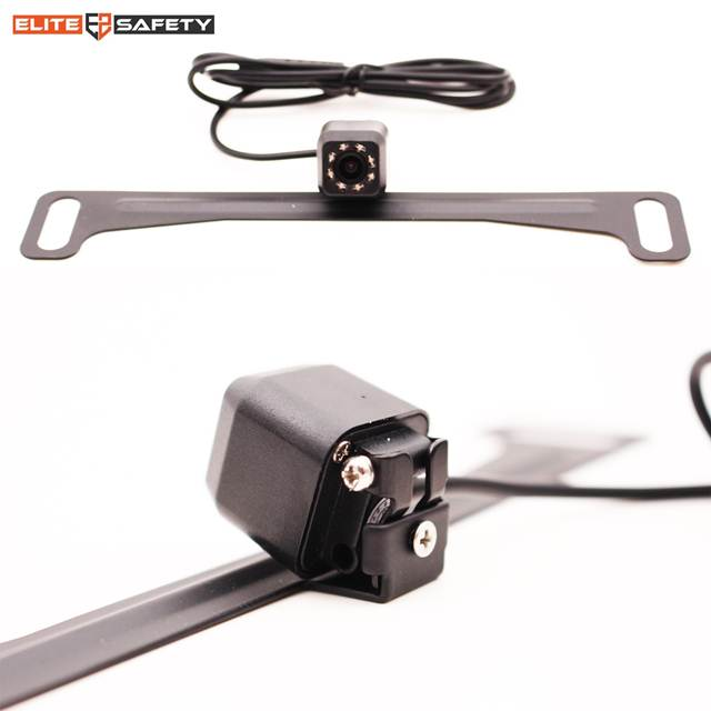 ES-ESIRDPLP Elite Security Pro IR Backup Camera With  Dynamic Parking Lines