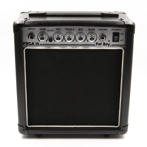 FBGA15 Fat Boy 15-Watt Guitar Amplifier