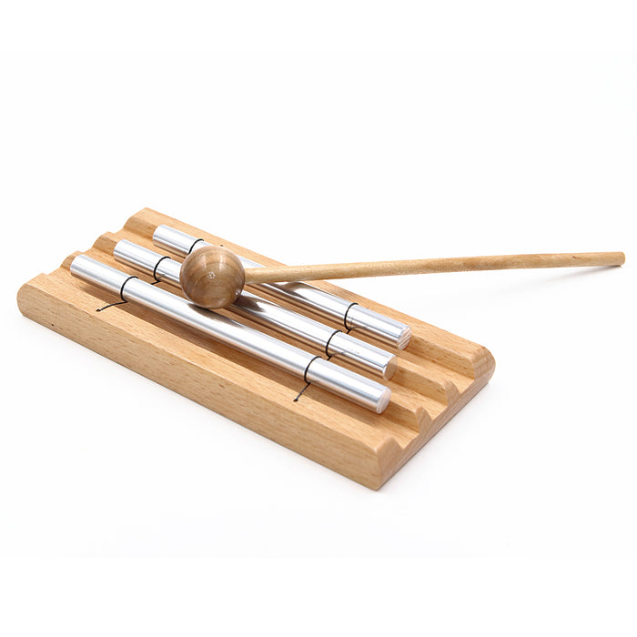 GPBC3 GP Percussion 3 Bar Chime Xylophone