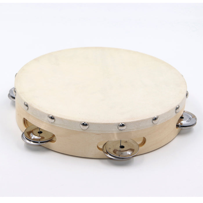 GPPK6 GP Percussion 6-Piece Percussion Pack w/Tambourine