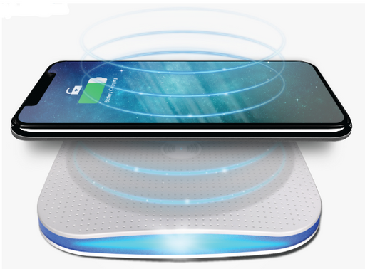 GT-21162 GenTek Wireless Charger White