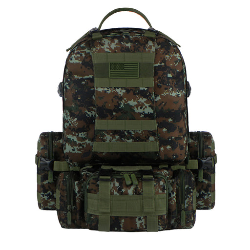 RTC505-GRN ACU Tactical Utility Backpack Green ACU