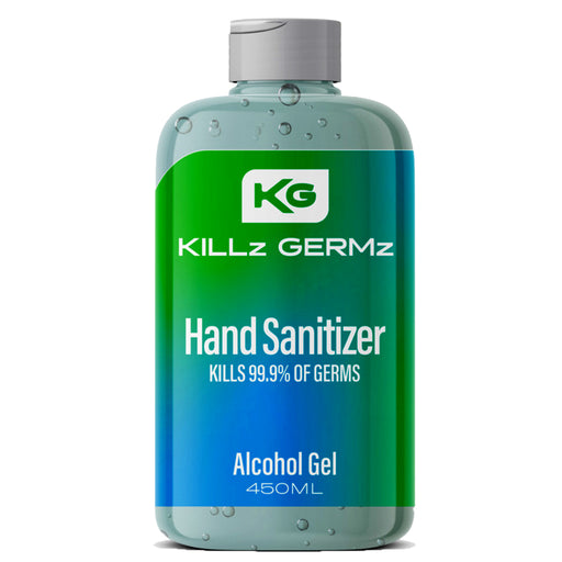 GK-250 Killz Germz Hand Sanitizer 15 oz--450 ML