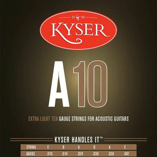 KA1-SET Kyser Acoustic Phos Bronze 10-47