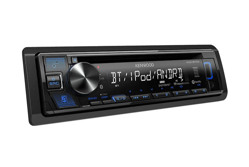 KDCBT23 Kenwood CD Receiver With Buetooth