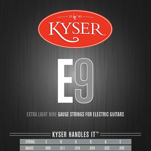 KE1-SET Kyser Electric NPS 9-42