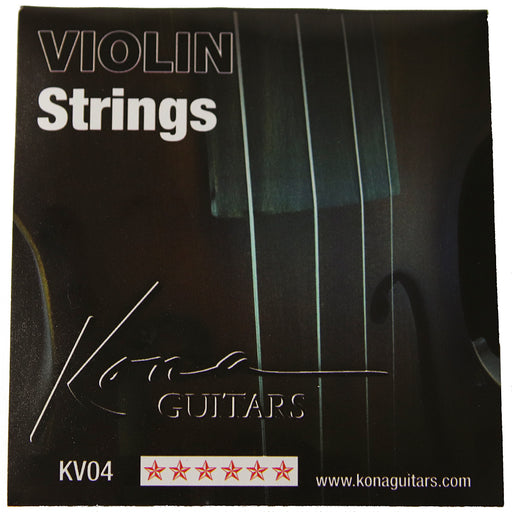 KV04 Kona Violin Strings
